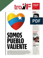 PERIÓDICO CUATRO F. DEL PARTIDO SOCIALISTA UNIDO DE VENEZUELA. Nº 51