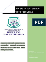 Servicio Se Integracion Psicoeducativa Jairo