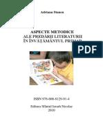 Aspecte metodice ale predării literaturii în învățământul primar - Adriana_Stancu.pdf