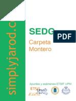 1 SEDG Montero