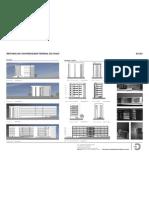 Painel 3 . Projeto Arquitetônico Reitoria da UFPI 2009