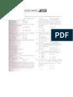 BITSAT Sample Papert-3 (2007- Solved Paper)