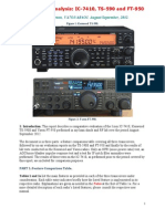 Ic7410 Ts590 Ft950 Analysis