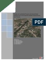 Alcantarillado Soledad El Paraiso PDF