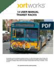 2014 Transit Rack Users Guide