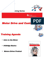 Analog Smart Motor Drive Application