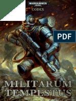 Codex Militarum Tempestus