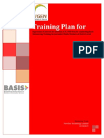 1. Training Plan Basic OC for Journalist NTL V1.0