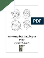 Vocabulário Da Língua Puri