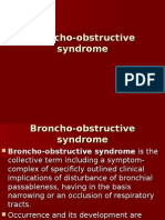 5. Bronchial Obstruction