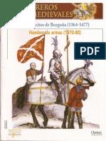 057 Guerreros Medievales Los Ejercitos de Borgoña 1364_1467 Osprey Del Prado 2007