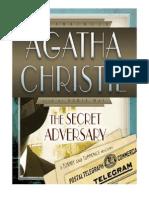 Agatha Cristie Tajanstveni Neprijatelj