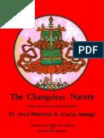 Arya Maitreya-The Changeless Nature-Karma Kagyu Trust (1985)