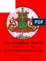 Arya Maitreya-The Changeless Nature-Karma Kagyu Trust (1985)