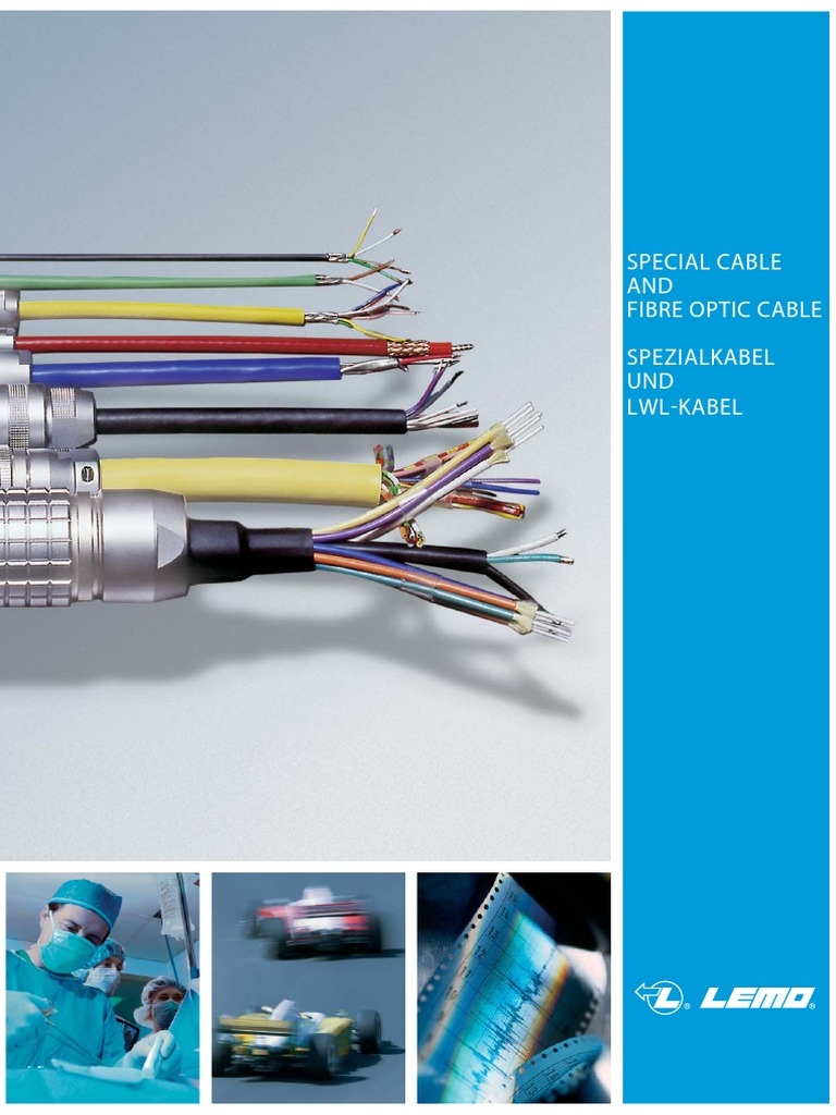 Cable Special and Fiber Optic   Cable   Electrical Resistance And ...