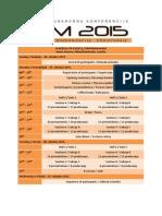 Program RIM 2015