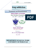 Drug Addiction Treatment and Rehabilitation-Imran Ahmad Sajid