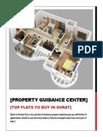 Top Properties to Buy in Surat