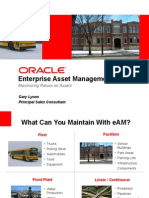 Eam Overview