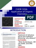 Methanol and Ethylene Glycol Poisoning.ppt