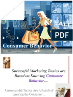 consumer behaviour basics