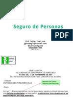 Curso Seguros de Personas 2015-1