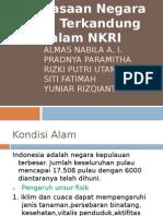 Kekuasaan Negara Dalam NKRI