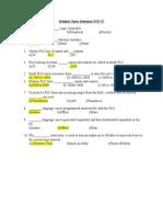 PLC and Human Machine Interface (HMI) mcq