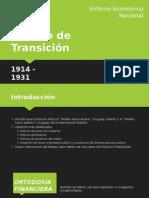Modelo de Transición