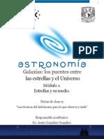 Astronomía Notas de Clase 2