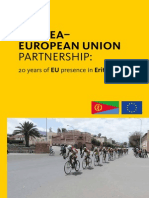 20 years of EU Presence in Eritrea