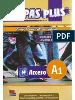 Curso de español Etapas Plus Acceso A1