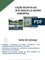 2013-Legislação Relativa Ao Saneamento Básico e a Gestão Ambiental