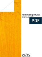 ZARA Rassismus Report 2009