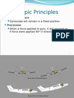 gyroscopic principles