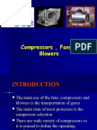 Compressors - Fans & Blowers Training