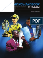 icc - cricket rules book 2014