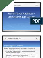 Herramientas Analiticas - Cromatografia Liquidos.pptx