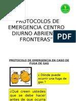 Protocolos de Emergencia!