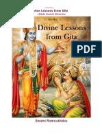 Divine Lessons From Gita