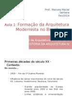 historia da arquitetura  v1