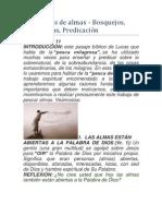 Pescadores de Almas - Bosquejos, Enseñanzas, Predicaciones