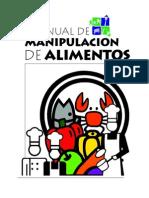 Manual de manipulación de alimentos