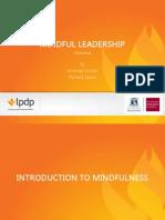 Mindful Leadership, Amanda Sinclair and Richard Searle, Indonesian Version