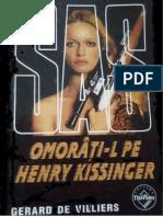 034. Gerard de Villiers - [SAS] - Omorâţi-l Pe Henry Kissinger v.2.0
