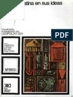 América Latina en Sus Ideas - Leopoldo Zea