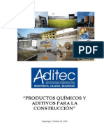 Folleto - Bases Aditivos (Oct 2007)