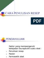7d. penulisan resep.ppt