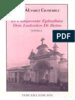 El Chispeante Epitafista Don Ludovico Di - Alvarez Gutierez, Jaime