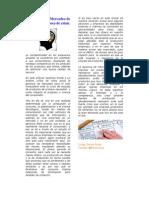 Articulo sobre Mercadeo
